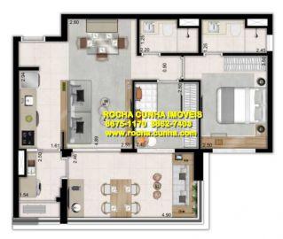 Apartamento 2 quartos à venda São Paulo,SP - R$ 1.200.000 - VENDA8399 - 19